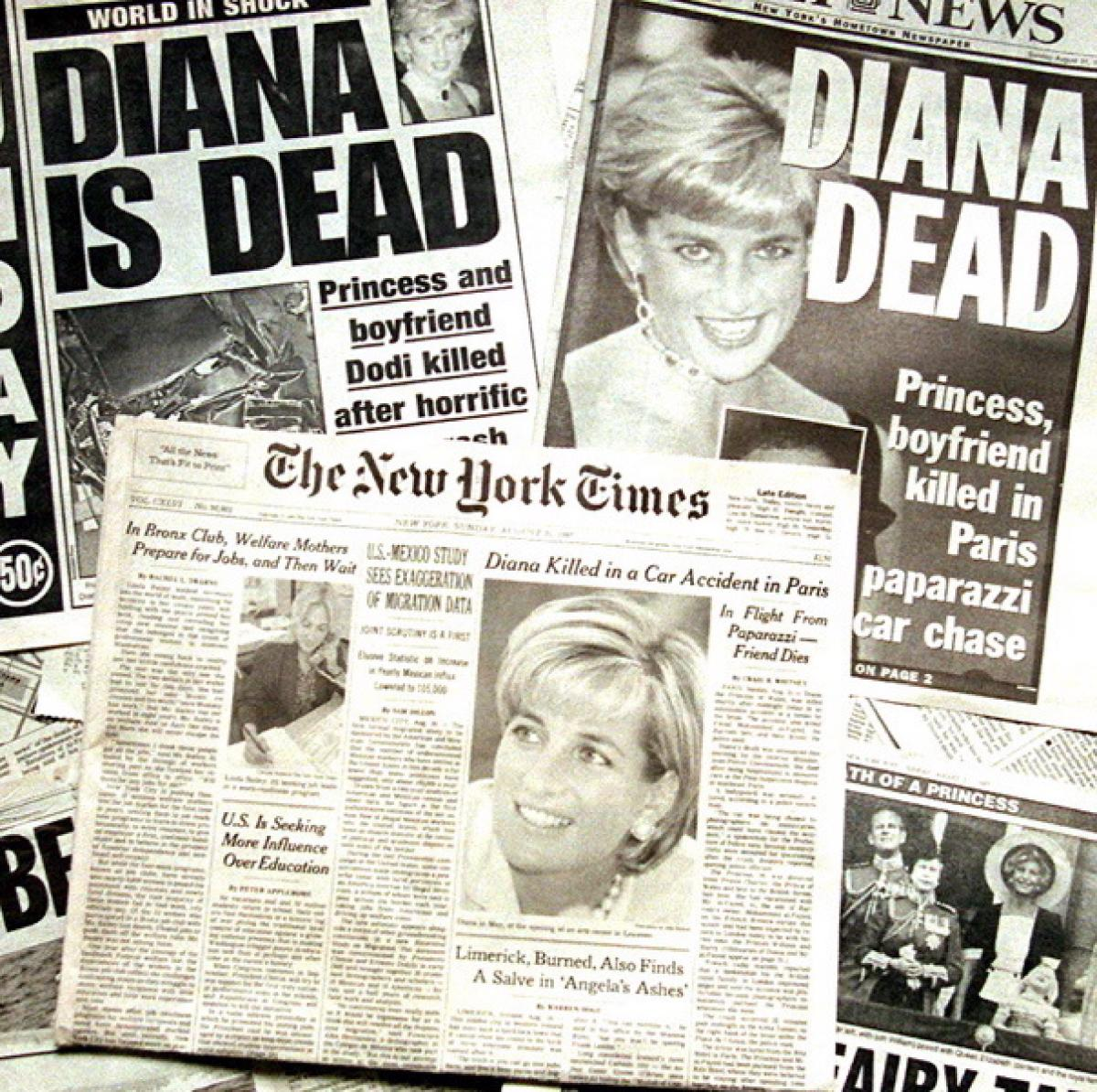 Today Marks the 20th Anniversary of the Death of Diana ...