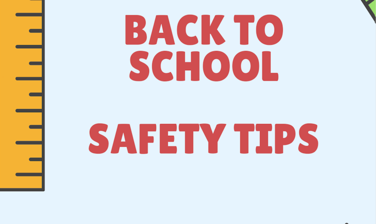Back to School Safety Tips - Blog - The Cape 94 9
